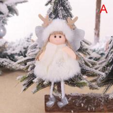Quà Tặng Năm Mới YJHH Cho Giáng Sinh, Búp Bê Thiên Thần Giáng Sinh, Trang Trí Cây Thông Noel, 1 Món Quà