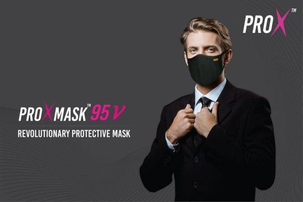 PROXMASK 95V | 【PREMIUM】 6 Layer ANTI-VIRAL Protective Mask Ready Stock / Certified Reusable Mask by SIRIM