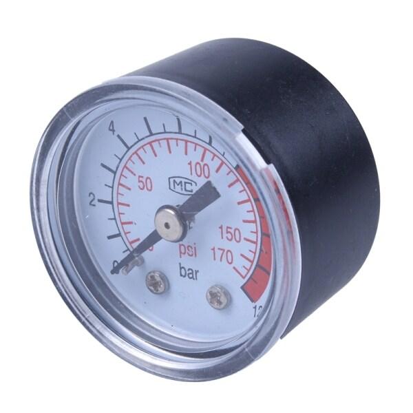 0-12BAR 0-170PSI 10mm Thread Gas Air Pump Pressure Gauge Compressor Manometer Singapore
