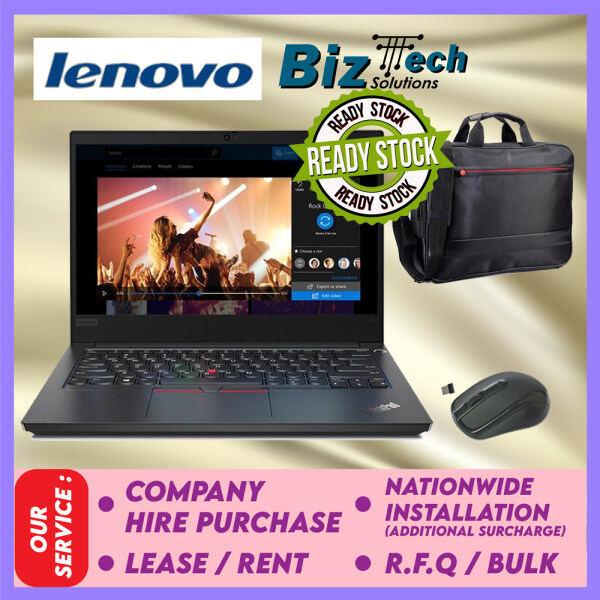 Lenovo ThinkPad E14 20RAS02000 Commercial Laptop Leasing Rental Hire Purchase Installment Malaysia