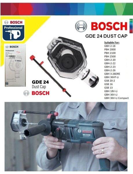 Bosch GDE 24 Professional Dust Cap Extractor Attachment