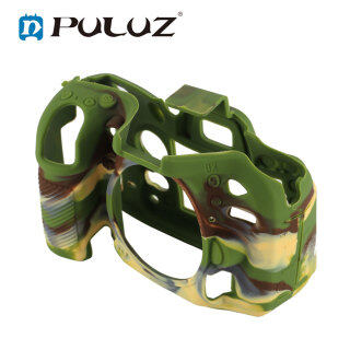 PULUZ Camera Silicone Mềm Ốp Lưng Bảo Vệ Cho Nikon D7100 D7200 thumbnail