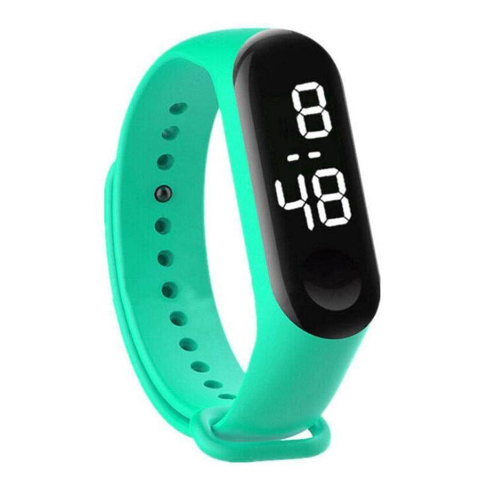 BuyInBulk LED Watch Fashion Sport Water-Resistant Digital Watch for Boys Girls Men Women Bracelet Watch Malaysia