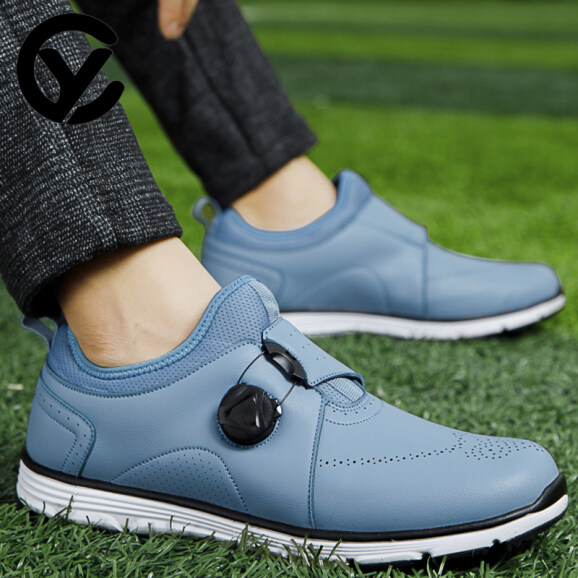 Giày Chơi Golf Cyou Cho Nam, Giày Chơi Golf Thường Ngày Giày Chơi Gôn Ngoài Trời Thời Trang Cho Nam giá rẻ