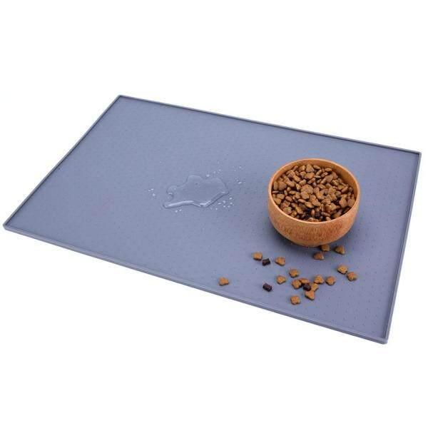 Không Thấm Nước Placemat Vật Nuôi Mat, Thực Phẩm Pad Bát Chống Trượt Silicon, Cho Chó Ăn Uống Cho Mèo