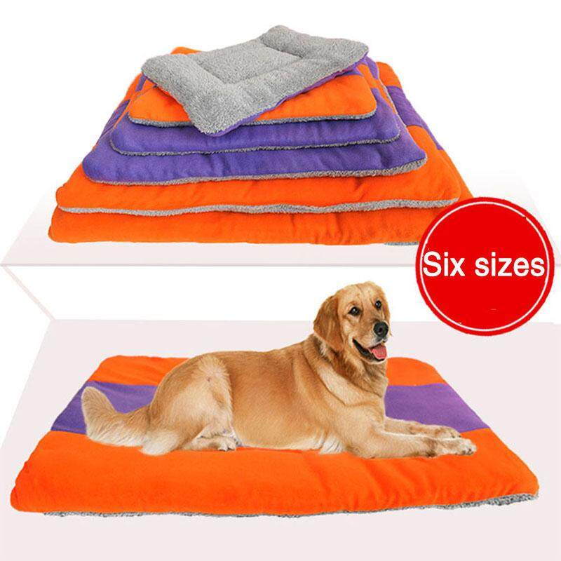 S-Xxxl Extra Large Pet Dog Cat Mat Warm Double Sided Available Cat Bed Sofa Pet House Dog Bed By Ythome.