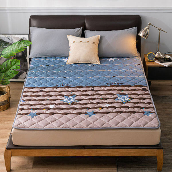 Tatami  Spring, summer, the new printed close skin mattress bed plate can be washed 0.9 m single dormitory bed mat double protection