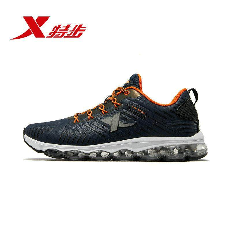 c72d17ee25ea66 881119119283 xtep men running shoes 2018 autumn and winter new full palm  cushion cushioning lightweight sports