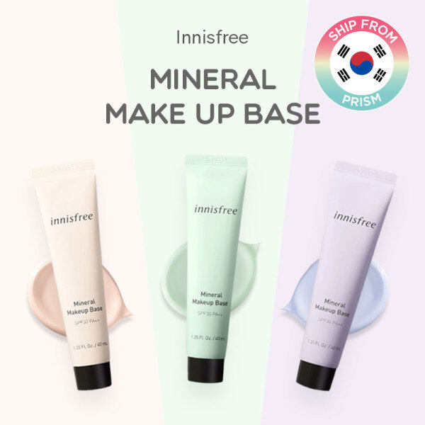 Buy Innisfree Mineral Makeup Base SPF30 PA++ 40ml primer base cream Singapore