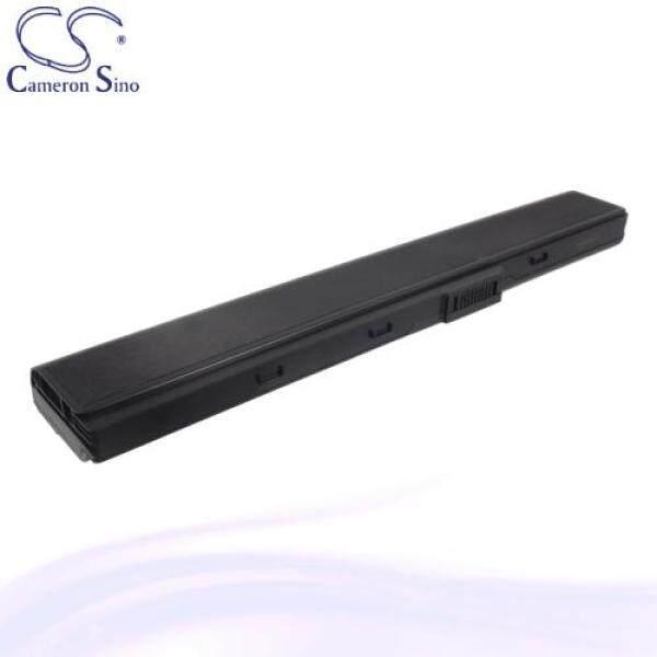 CameronSino Battery for Asus K42J / K52DR / K52EQ K52JT / K52D / K52f Battery L-AUK52NB