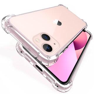 Sang Trọng Ốp Điện Thoại Silicon Chống Sốc Cho iPhone SE 7 8 6 6S Cộng Với 7 Cộng Với 8 Cộng Với XS Max XR 11 Pro Max Trường Hợp Trong Suốt Vỏ Lưng Bảo Vệ thumbnail
