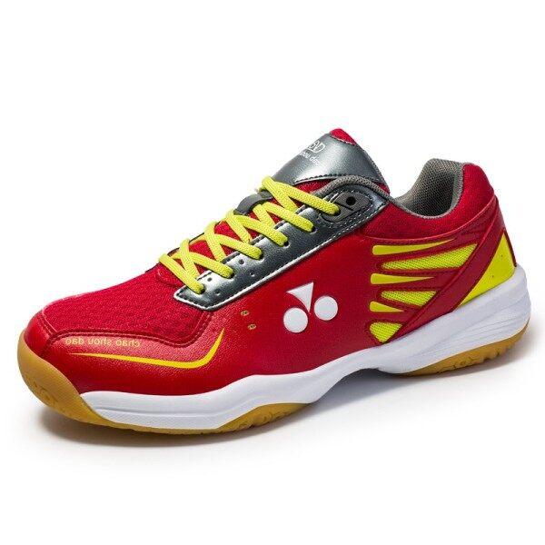 Bảng giá Hàng Sẵn Có! Original Giày Đánh Cầu Lông Thoáng Khí Không Trơn Trượt Thương Hiệu Giày Tennis Kasut Cầu Lông Luar Lelaki Dan Wanita