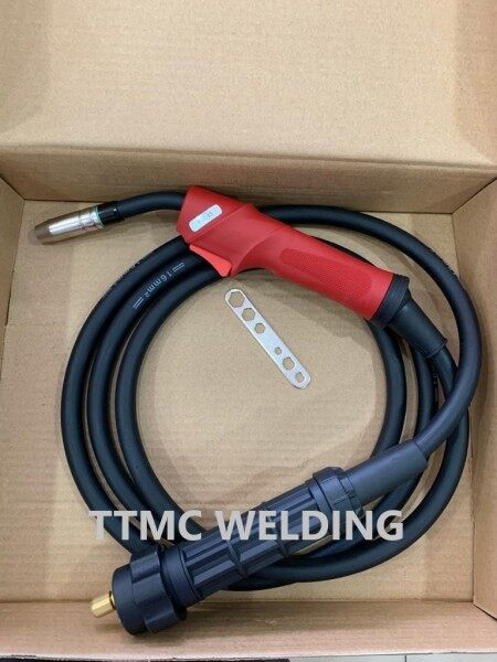 3 METER MB15 MIG/MAG Welding Torch,Euro Connection Kit, FULL SET