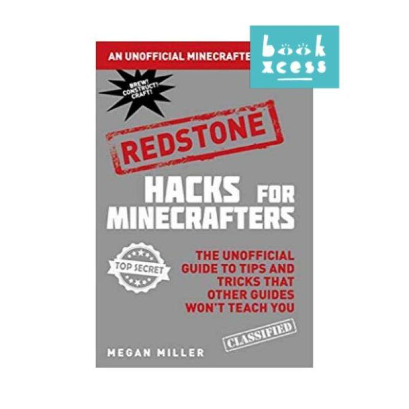 Hacks for Minecrafters: Redstone Malaysia