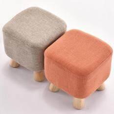 Tishita Vỏ bọc ghế vuông bằng vải lanh chống bụi có nhiều màu sắc để lựa chọn (Sản phẩm không bao gồm ghế) – INTL