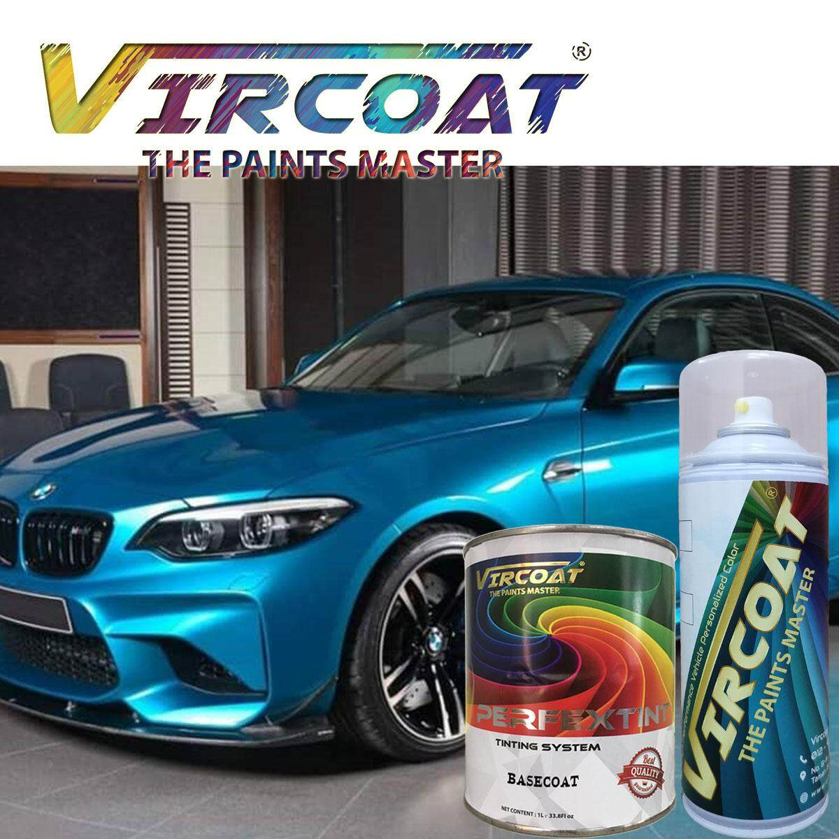 VIRCOAT Paints & Primers price in Malaysia - Best VIRCOAT