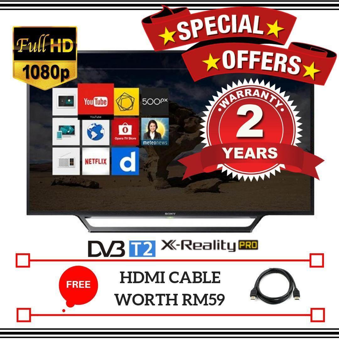 fd5b6bf7c64 Sony 40   Bravia Internet LED Backlight TV KDL40W650D - 2 Years Sony  Malaysia Warranty
