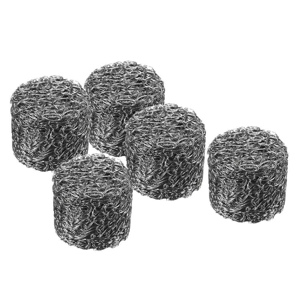 MagiDeal 5 XJet Rửa Bọt Tuyết Lance Lưới Lọc Máy Sục Khí Dự Phòng Thay Thế 5.91x4.72