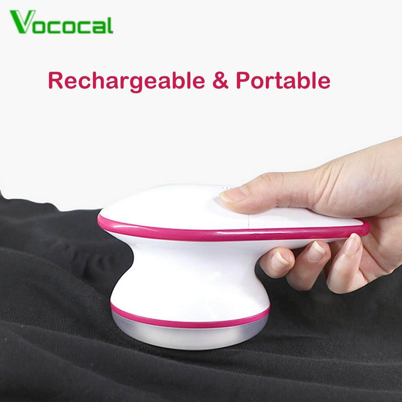 【In stock】Vococal USB Sạc Di Động Điện Vải Máy Cạo Râu Lót Lông Tơ Tẩy Quần Áo Áo Len THẢM LEN Màn