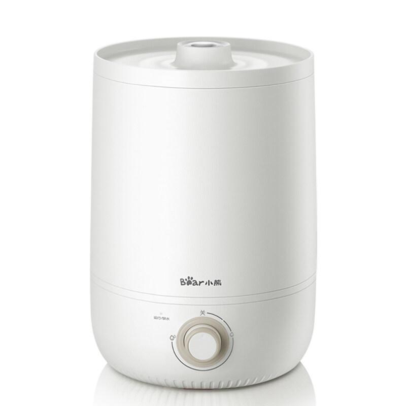 JSQ - C45U1 Cool Mist Air Humidifier 4.5L Large Capacity Mute Fog Creator- White Singapore
