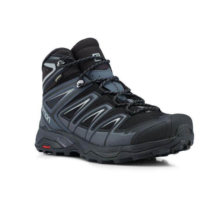 super popular 010c6 6124a Salomon X Ultra 3 Wide Mid GTX Shoes (Black)