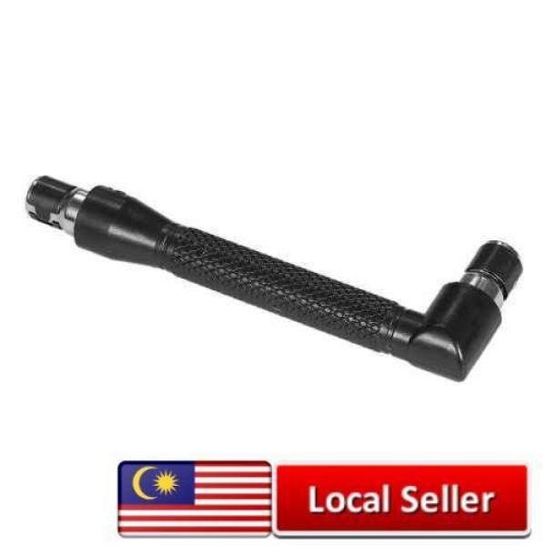 L-shaped Angle Head Socket Wrench 1/4 Inch Screwdriver Bits Holder Double-head Screwdriver
