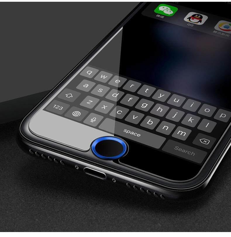 2 Pcs Universal Stiker Tombol Rumah untuk APPL iPhone 8 7 6 6 S PLUS 5 S SE Sidik Jari Touch ID Anti Keringat protector untuk iPad AC 2 3 4