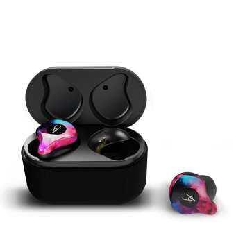 Eenten Night จัดเลี้ยง X12 Pro Wireless TWS ชุดหูฟังบลูทูธชาร์จ Bin Mini หูฟังบลูทูธชุดหูฟัง-