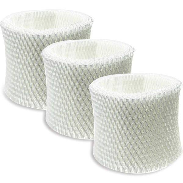 Compatible For Hcm-350,Hcm-300T, Hcm-600, Hcm-710, Hcm-315T Humidifier Wicking Filters Replacement For Honeywell Hac-504 And Hac-504Aw,Filter A(3 Pack) Singapore