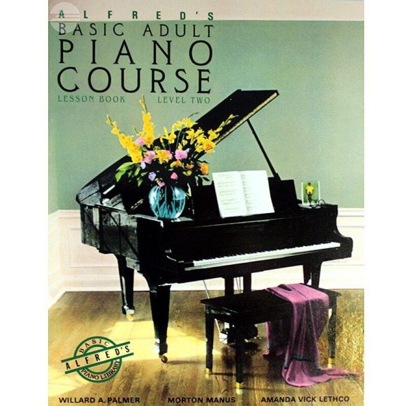 Alfreds Basic Adult Piano Course Level Two Malaysia