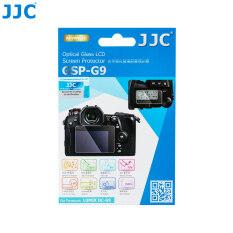 Phim Cường Lực LCD Cho Máy Ảnh JJC Dành Cho Kính Bảo Vệ Màn Hình LCD Kính Quang Học Panasonic Lumix G9 S5 D110 D100