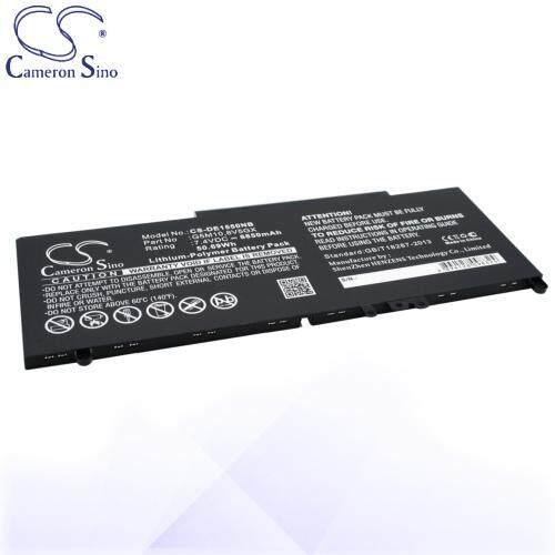 CameronSino Battery for Dell 79VRK / 8V5GX / F5WW5 / G5M10 / HK60W / K9GVN Battery L-DE1550NB