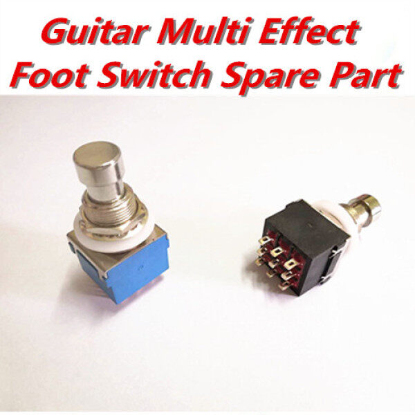 Guitar Multi Effect Foot Switch Replacement Spare Part Malaysia