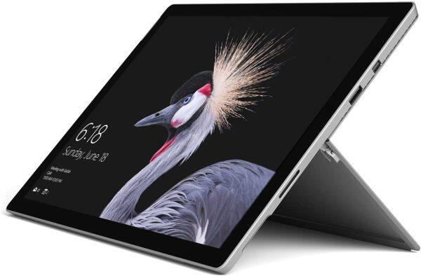 Microsoft SURFACE PRO 5, 2-in-1 detachable (1.0 to 2.6 GHz)  inlet core 7th GEN Processor With keyboard Malaysia