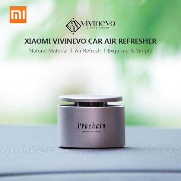 Xiaomi Vivinevo Prochain Car Air Refresher Outlet Perfume Fragrance Scent Interior Flower Aromatherapy Magnetic Aroma Box for Wardrobe Car Home Office Singapore