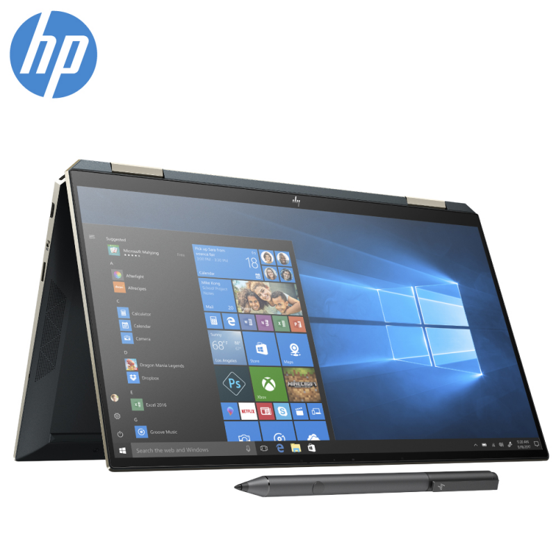 HP Spectre X360 13-Aw2099TU 13.3 FHD Touch Laptop Poseidon Blue ( I5-1135G7, 8GB, 512GB SSD, Intel, W10, HS ) Malaysia