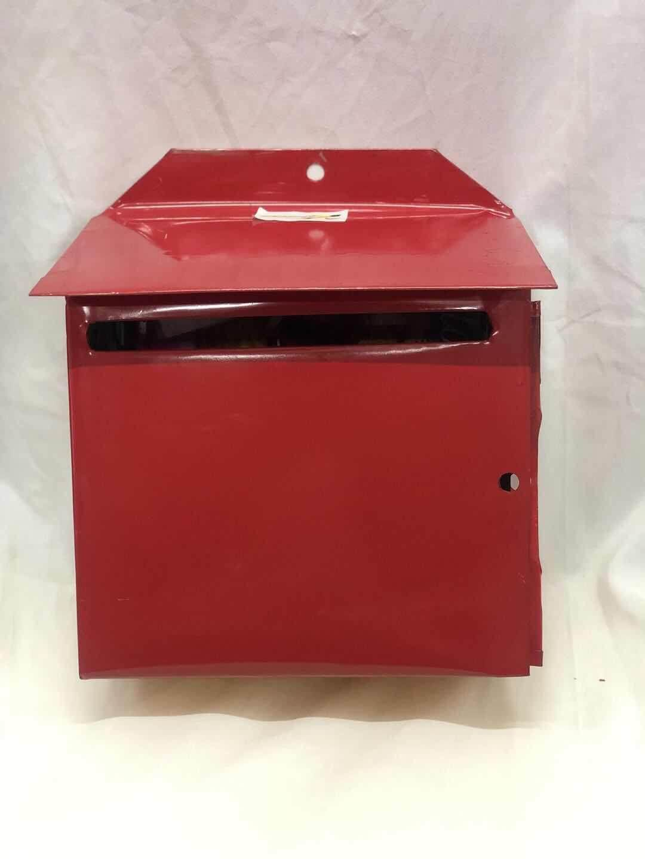 Metal Mail Box/ Letter Box/ Peti Surat Besi