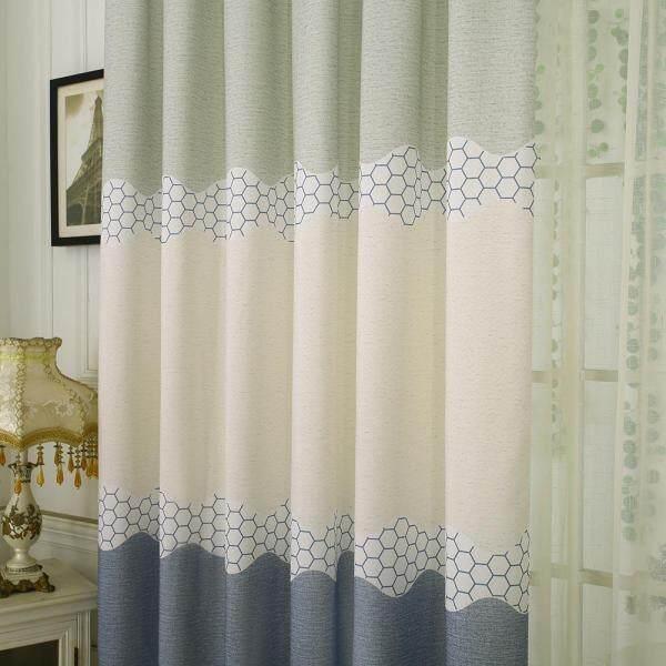 Rèm Che Nửa Dải Rộng Purdah Bán Màn Hình Phòng Khách Phòng Ngủ