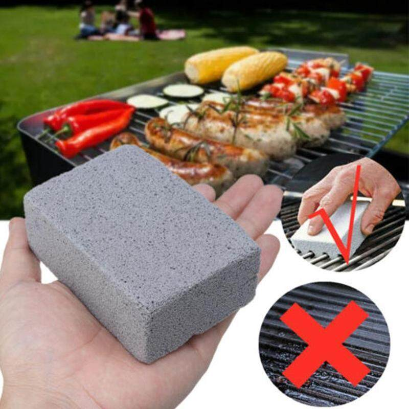 Grill Brick Griddle//Grill Cleaner BBQ Foam Glass Scraper Griddle Cleaning Stone