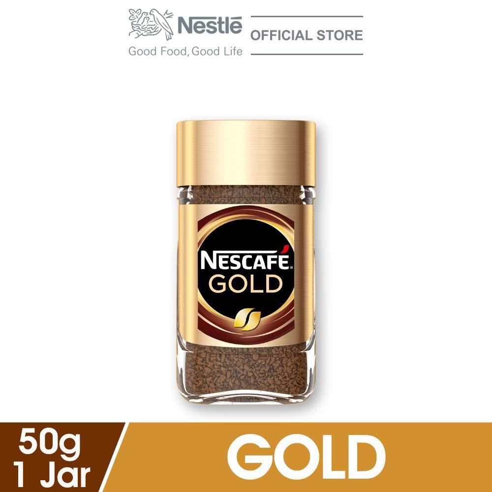 Nescafe Gold Original 50g By Lazada Retail Nescafe.