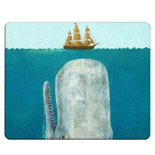 Cá Voi Hình Chữ Nhật Chơi Game Mousepad, Miếng Lót Chuột Thuyền Moby Dick Whale Crash A Tấm Lót Chuột Cho Bàn Máy Tính Máy Tính Xách Tay Văn Phòng thumbnail