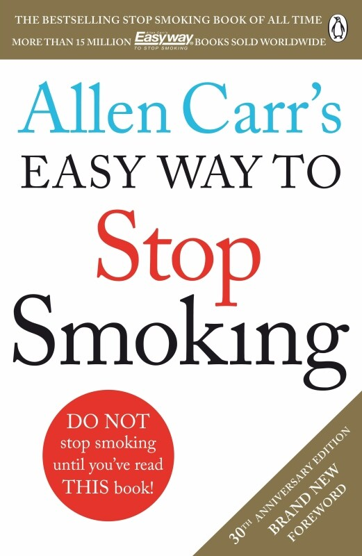 BORDERS Allen Carrs Easy Way to Stop Smoking: Revised Edition Paperback – International Edition by Allen Carr  (Author) Malaysia