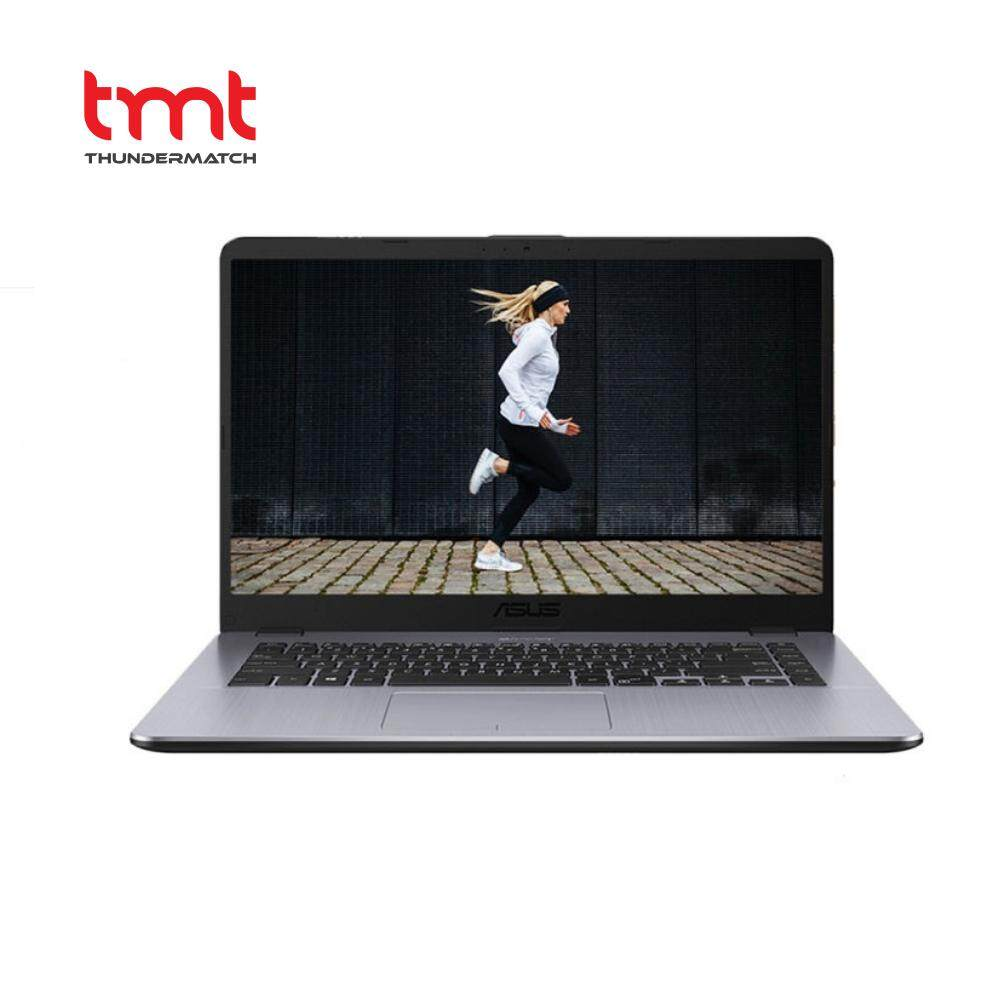 Asus Vivobook X505B-ABR441T 15.6 Laptop (A4-9125, 4GB, 500GB, ATI, W10) - Dark Grey Malaysia