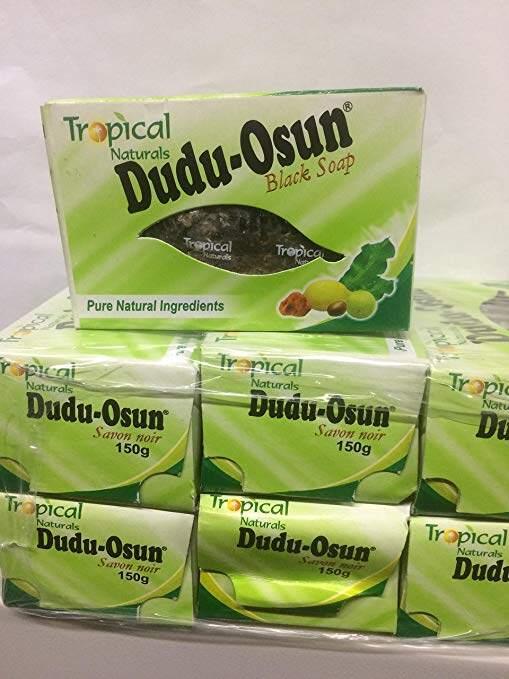Dudu Osun African Black Soap 48 Bars