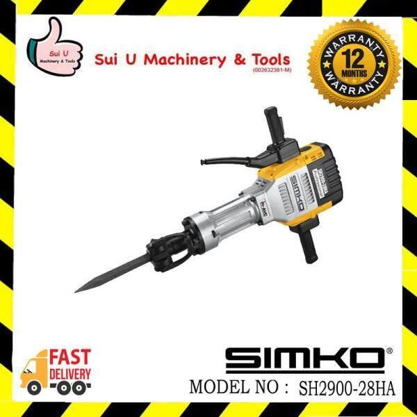 Simko SH2900-28HA Demolition Hammer 2000w