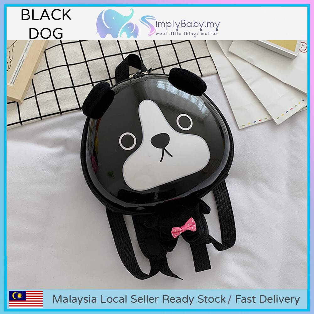 SIMPLYBABY Cute Kindergarten Comfort Small Mini Schoolbag Children's Cartoon Backpack 3-6 Years Old Light Gift Bag