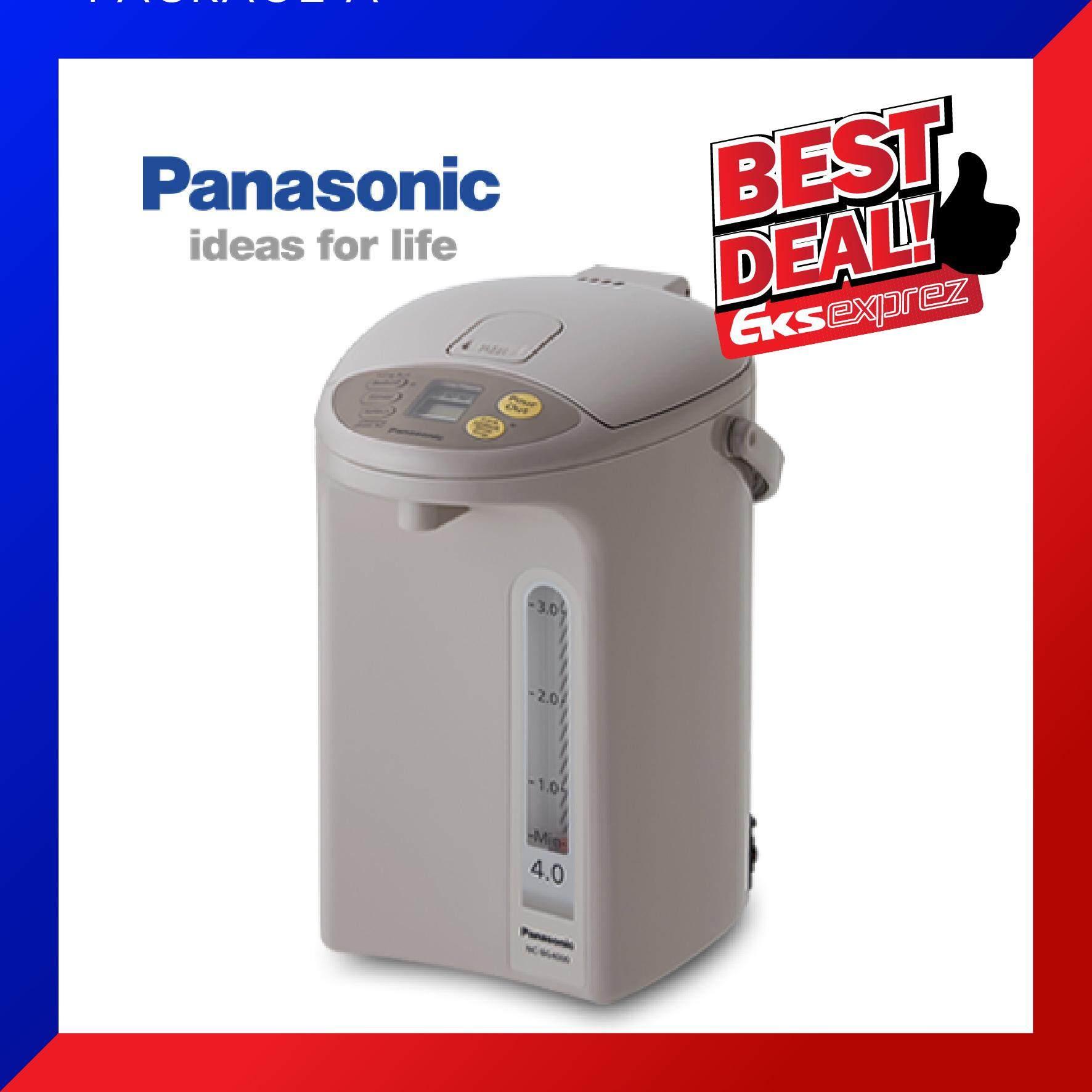 Panasonic NC-BG4000 4.0L Electric Thermo Pot (U-VIP)