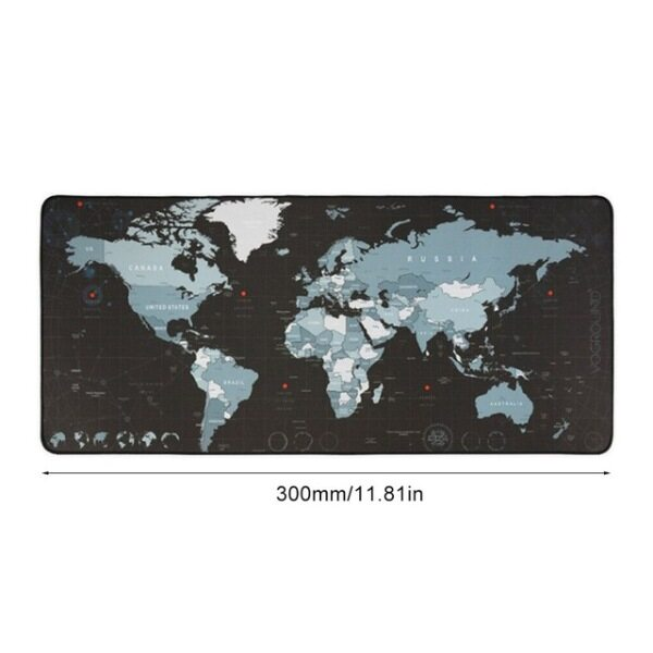 440x3500mm Large Size Mouse Pad Gaming Computer Laptop Keyboard Mouse Pad Lock Edge Non slip Mouse Mats For Office Malaysia