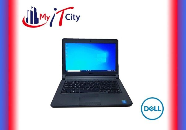 Dell Latitude 3350 - i3 (5th Gen) / 4GB RAM / 120GB SSD / Windows 10 / 3 Months Warranty (Refurbished) Malaysia