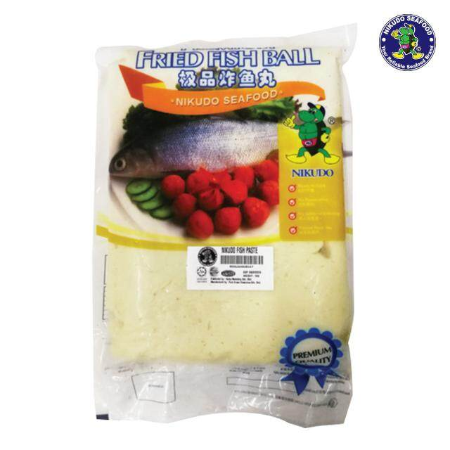 (KL & Selangor Delivery Only) Nikudo - Premium Fish Paste 200g